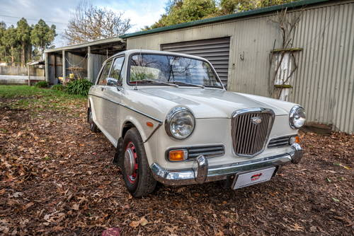 1971 Your First Wolseley Is Rarely Your Last! For Sale (picture 3 of 6)