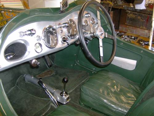1933 Wolseley Hornet Special for sale in Hampshire... SOLD (picture 3 of 6)
