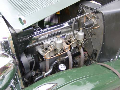 1933 Wolseley Hornet Special for sale in Hampshire... SOLD (picture 4 of 6)