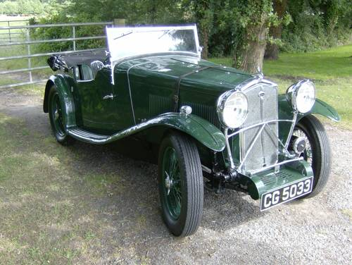 1933 Wolseley Hornet Special for sale in Hampshire... SOLD (picture 6 of 6)
