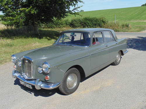 1961 Wolseley 6/99 SOLD (picture 1 of 6)
