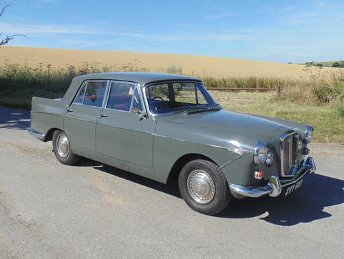 1961 Wolseley 6/99 SOLD (picture 2 of 6)