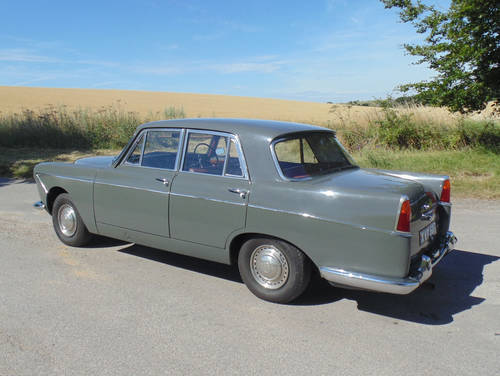 1961 Wolseley 6/99 SOLD (picture 3 of 6)