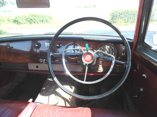 1961 Wolseley 6/99 SOLD (picture 4 of 6)