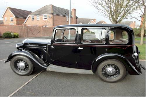 1936 WOLSELEY WASP (Blossom) SOLD (picture 2 of 6)