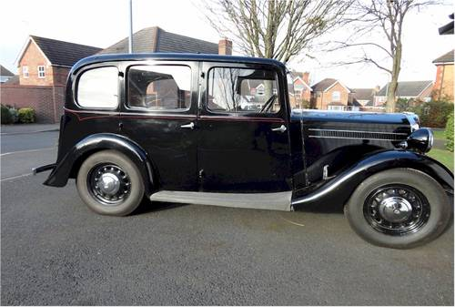 1936 WOLSELEY WASP (Blossom) SOLD (picture 3 of 6)