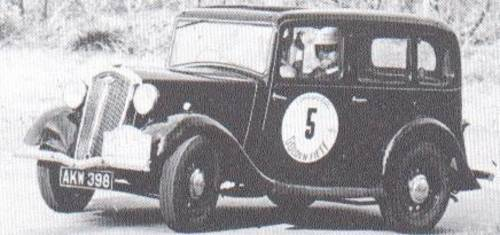 1936 WOLSELEY WASP (Blossom) SOLD (picture 4 of 6)