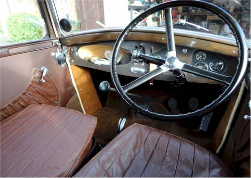 1936 WOLSELEY WASP (Blossom) SOLD (picture 6 of 6)