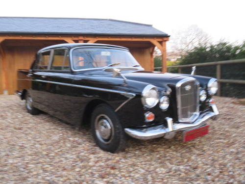 1963 Wolseley 6/110 Auto (Credit/Debit Cards & Delivery) SOLD (picture 1 of 6)