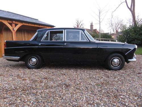 1963 Wolseley 6/110 Auto (Credit/Debit Cards & Delivery) SOLD (picture 3 of 6)