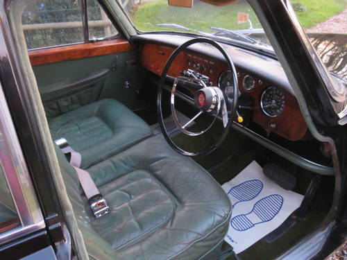 1963 Wolseley 6/110 Auto (Credit/Debit Cards & Delivery) SOLD (picture 5 of 6)