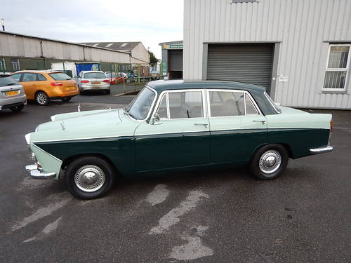 1963 WOLSELEY 16/60 Farina Saloon ~  SOLD (picture 1 of 6)