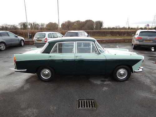 1963 WOLSELEY 16/60 Farina Saloon ~  SOLD (picture 3 of 6)