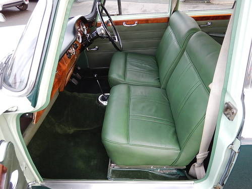 1963 WOLSELEY 16/60 Farina Saloon ~  SOLD (picture 5 of 6)