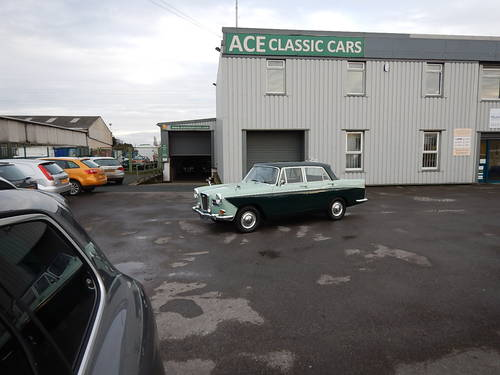 1963 WOLSELEY 16/60 Farina Saloon ~  SOLD (picture 6 of 6)