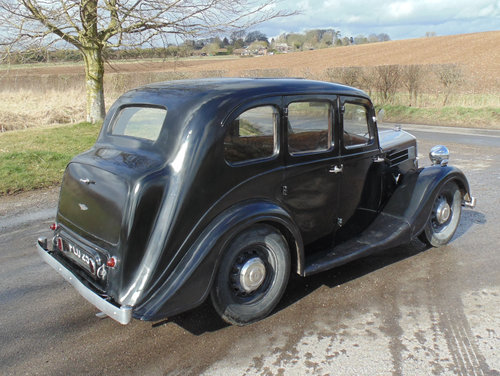 1939 Wolseley 12/48 SOLD (picture 3 of 6)