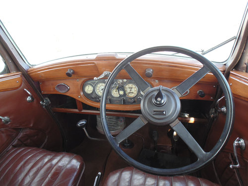 1939 Wolseley 12/48 SOLD (picture 4 of 6)
