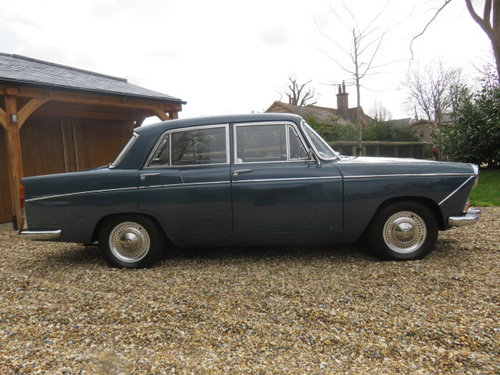 1967 Wolseley 16/60 Saloon (Only 63000 Miles From New) SOLD (picture 3 of 6)
