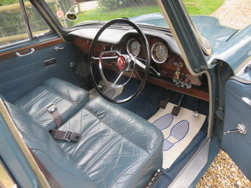 1967 Wolseley 16/60 Saloon (Only 63000 Miles From New) SOLD (picture 4 of 6)