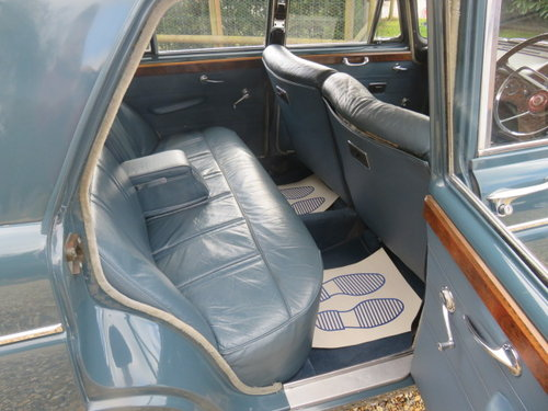 1967 Wolseley 16/60 Saloon (Only 63000 Miles From New) SOLD (picture 5 of 6)