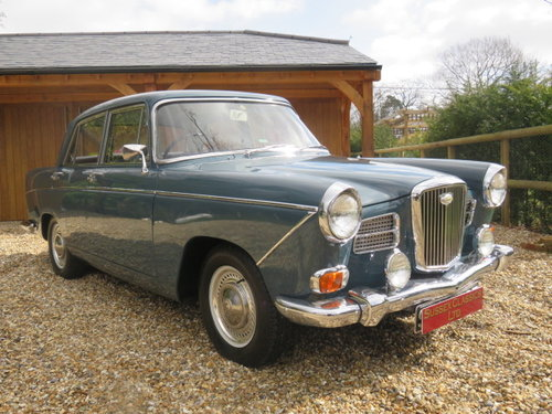 1967 Wolseley 16/60 Saloon (Only 63000 Miles From New) SOLD (picture 6 of 6)