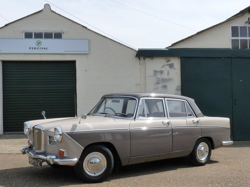 1962 Wolseley 16/60, manual gearbox, Sold SOLD (picture 1 of 6)
