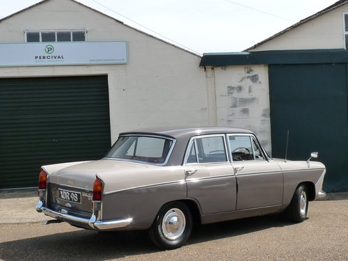 1962 Wolseley 16/60, manual gearbox, Sold SOLD (picture 2 of 6)