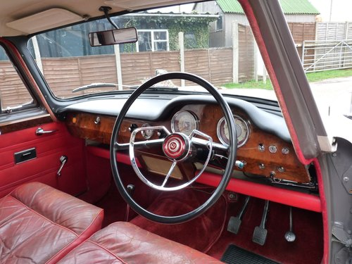 1962 Wolseley 16/60, manual gearbox, Sold SOLD (picture 3 of 6)