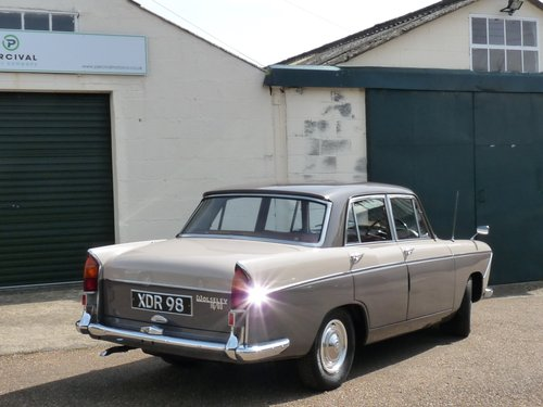 1962 Wolseley 16/60, manual gearbox, Sold SOLD (picture 4 of 6)