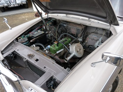 1962 Wolseley 16/60, manual gearbox, Sold SOLD (picture 6 of 6)