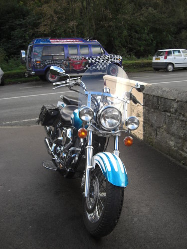 1999 Yamaha Dragstar 650cc For Sale (picture 1 of 2)