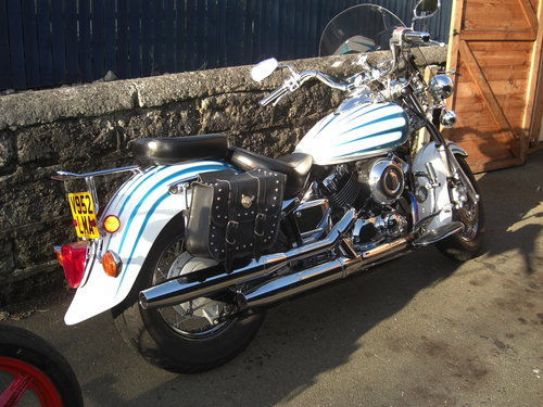 1999 Yamaha Dragstar 650cc For Sale (picture 2 of 2)