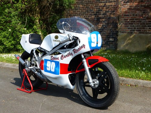 1980 Spondon Yamaha TZ350G Classic Racing Motorcycle SOLD (picture 1 of 6)