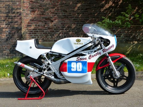 1980 Spondon Yamaha TZ350G Classic Racing Motorcycle SOLD (picture 3 of 6)