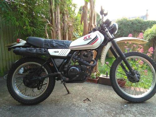 1988 Yamaha XT250 For Sale | Car And Classic