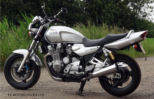 2001 Yamaha XJR1300 Totally Original, v.low mileage, A1 condition SOLD (picture 6 of 6)
