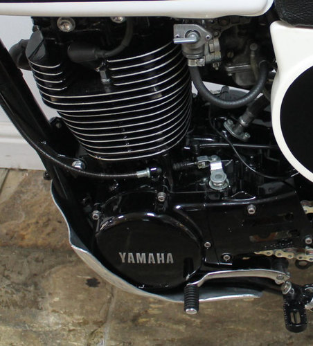 1977 YAMAHA XT500 D ENDURO FOUR STROKE TRAIL BIKE SOLD (picture 5 of 6)