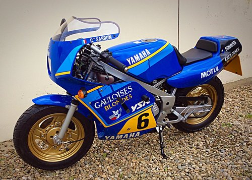 1987 YAMAHA YSR 50 - 300 MILES FROM NEW 2 OWNERS UK NEW SUPERB SOLD (picture 6 of 6)