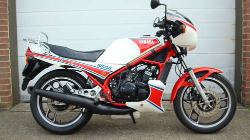 Yamaha RD350LC2 31K YPVS 1983-Y SOLD (picture 1 of 6)