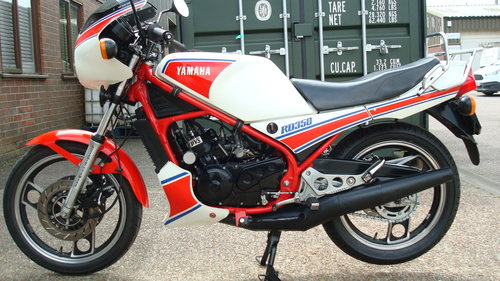 Yamaha RD350LC2 31K YPVS 1983-Y SOLD (picture 6 of 6)