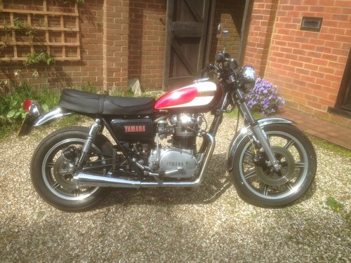 Yamaha XS650 For Sale (picture 1 of 4)