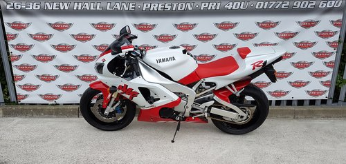 1999 Yamaha YZF-R1 4XV Super Sports For Sale (picture 1 of 6)