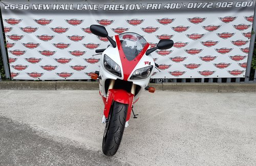 1999 Yamaha YZF-R1 4XV Super Sports For Sale (picture 3 of 6)