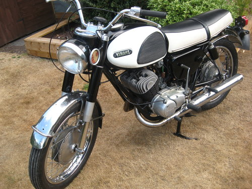 YAMAHA YMI 305CC 1965 SOLD WANTED Wanted (picture 2 of 5)