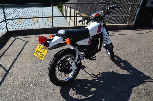 1981 Yamaha DT 125 For Sale (picture 2 of 6)