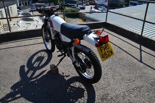 1981 Yamaha DT 125 For Sale (picture 3 of 6)