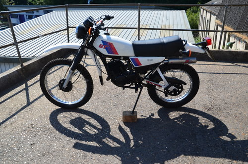 1981 Yamaha DT 125 For Sale (picture 4 of 6)