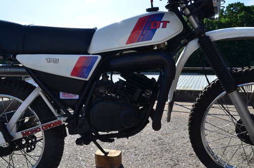 1981 Yamaha DT 125 For Sale (picture 5 of 6)