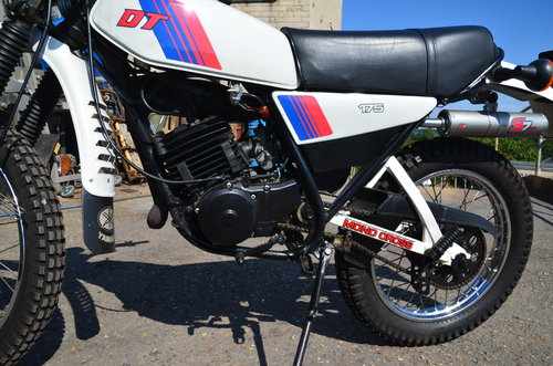 1981 Yamaha DT 125 For Sale (picture 6 of 6)