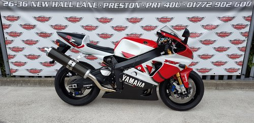 1999 Yamaha YZF750 R7 OW02 Super Sports For Sale (picture 1 of 6)